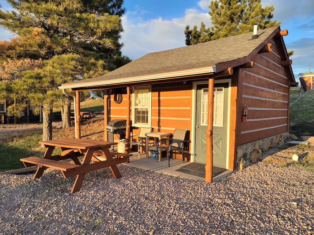 Empire Lodge Cabin 3 in Pine Haven Wyoming